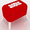 baba folk inspired stool and storage for kids and adults