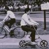 strida foldable bike in 1988