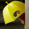 google umbrela funny design
