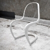 chair inspired by panton chair